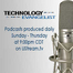 Technology Evangelist Daily Podcast