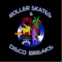 ROLLER SKATES AND DISCO BREAKES