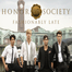 Honor Society Live 09/10/09 06:01PM