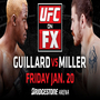 UFC on FX: Guillard vs Miller