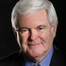 Newt Gingrich Ustreams Facebook Townhall Meeting at Zoo
