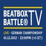 German Beatbox Battle 2012, 1st December