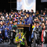 UCLA Doctoral Hooding Ceremony 2012