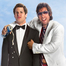 Adam Sandler and Andy Samberg chat live