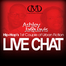 July 23 - Chat Live with Ashley and JaQuavis!