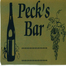 Pecks Bar