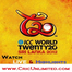 ICC T20 World cup Live Cricket Match Streaming Sri