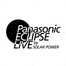 Panasonic Eclipse Live by Solar Power 1