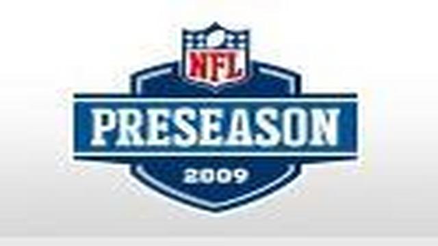 nfl preseason games