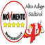 MoVimento 5 stelle Alto Adige recorded live on 25/10/13 at 18:20 CEST