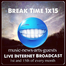 Adam Pitts ORIGINAL MUSIC BreakTime 1x15