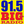 BIGRADIO 91.5 MANILA