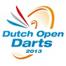 Dutch Open Darts 2013