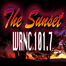 The Sunset ! - WRNC 101.7 FM !
