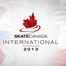 Skate Canada International 2013 Practices