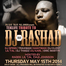 DJ RASHAD TRIBUTE PARTY