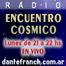 Encuentro Cosmico con Dante Franch