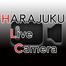 HARAJUKU LIVE CAMERA