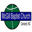 McGill Baptist Church, Concord, NC