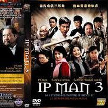 Watch Ip Man 3 Online