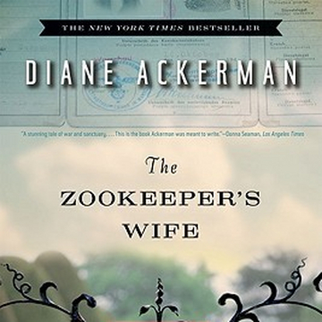 the book of zookeepers wife by diane ackerman Diane ackerman is a poet and a writer of nonfiction whose work has a deep sensitivity to the natural world her books include an alchemy of mind: the mar.