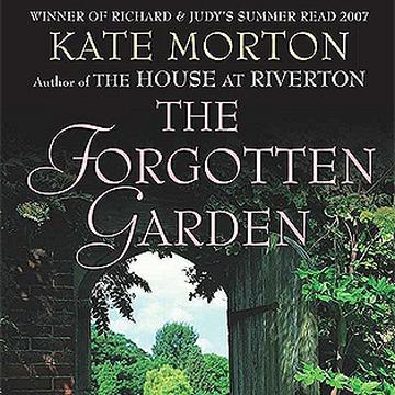 Free Book The Forgotten Garden By Kate Morton T On Ustream Radio