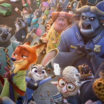 zootopia hd stream