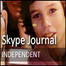 Skype Journal Interviews and Technology Events