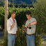 Harvest Live Morning 10/13 Eric Titus and Randy Hall from Wine Biz Radio
