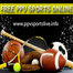 Live Sports| Olympics| WWE: Football ,Golf