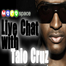 MocoSpace Live Chat with Taio Cruz
