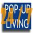POP-UP LIVING 24/7