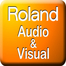 Roland Audio & Visual Test Channel