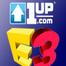 1UP E3 2010 Live