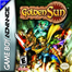 Golden Sun playing