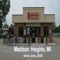 Biggby Coffee Madison Heights