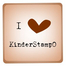 KinderStampO's Third Stamp Set Release and Vintage Letter Charms