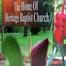 Heritage Baptist Church LIVE - Mt Enterprise, TX