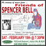 Friends of Spencer Bell Show, February 19, 2011, a