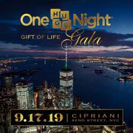 Inaugural One Huge Night Gala Los Angeles