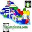la Campirana 97.3 fm, Metapan, El Salvador
