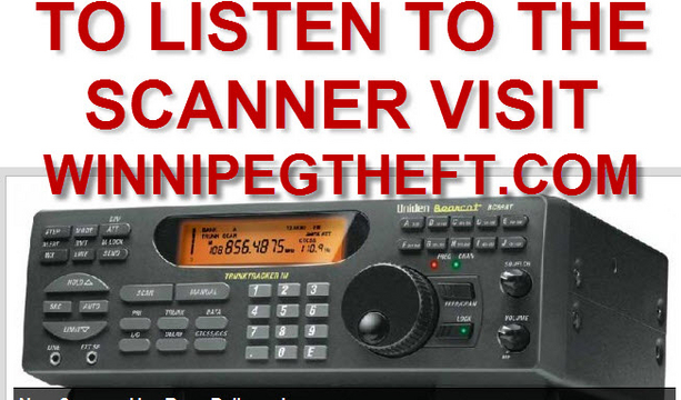 1 Live Winnipeg Police Scanner