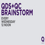 Brainstorm! Quirky Live-stream