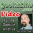 Geekazine January 26, 2012 4:09 PM