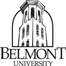 Belmont University August Commencement