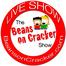 Beans on Cracker