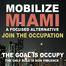 Occupy Mobilize Miami 10/28/11 10:20AM