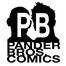 Pander Bros. Comics: Drawing in the Studio