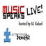 Music Speaks: LIVE!