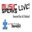 Music Speaks: LIVE!